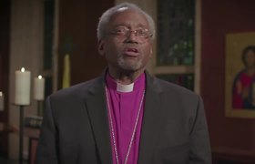 Bishop Curry has a very special message for the Britain's Got Talent Finalists