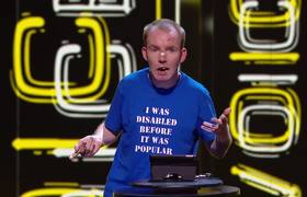 Lost Voice Guy gets EVEN FUNNIER at the BGT Final!