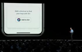 iOS 12 -SIRI -WWDC18