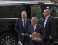 Harvey Weinstein pleads not guilty