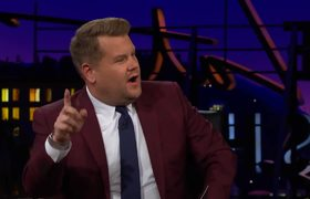 The Late Late Show: Shawn Mendes Reacts to His Voice Cracks