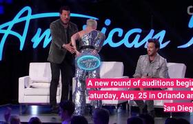 'American Idol' Auditions To Begin In August