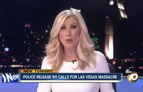 Police release 911 calls for Las Vegas Massacre