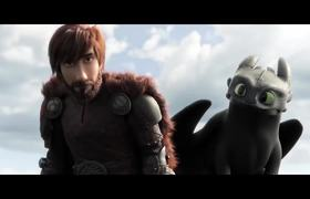 HOW TO TRAIN YOUR DRAGON 3 Official Trailer #1 (2018)