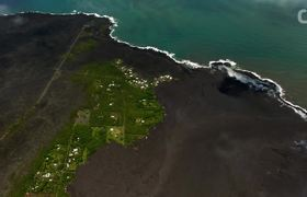 At Least 350 Homes Destroyed By Kilauea Volcano