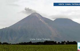 Sube a 101 la cifra de muertos por la erupción del Volcán de Fuego en Guatemala