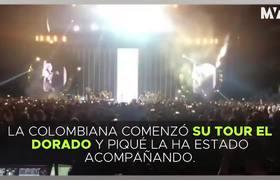 Gerard Piqué mostró lo ansiosa que es Shakira