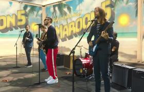 Maroon 5 - Three Little Birds (Official Video)