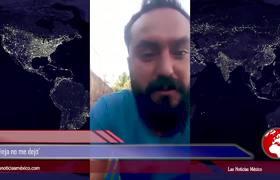 Hombre denuncia que su esposa no lo dejo ir a Rusia