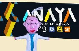La respuesta de Ricardo Anaya (Piñata Politica)