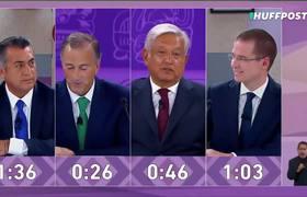 Anaya reta a #AMLO a renunciar a la candidatura en el 3er debate presidencial