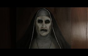 THE NUN Official Trailer #1 (2018) The Conjuring