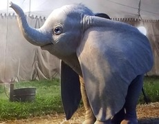 DUMBO Official Trailer #1 (2019) Tim Burton Live Action