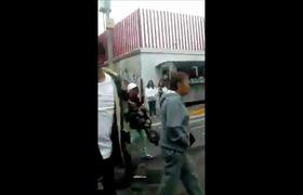 Denuncia Layda Sansores agresiones del Frente en la Álvaro Obregón