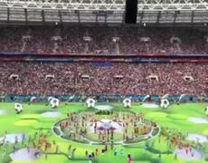 2018 World Cup Opening Ceremony Performance Russia