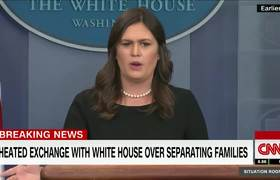 Don't you have empathy?: Reporter scolds Sanders