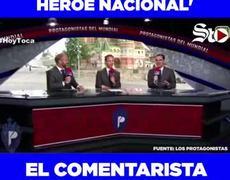 Zague es llamado 'héroe nacional' tras video de su 'pack'