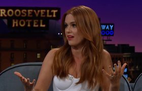 For Isla Fisher, Niall Horan Will Always Be Neil