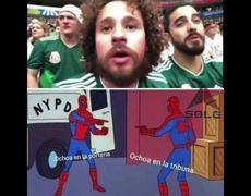 MEMES DE MÉXICO VS ALEMANIA RUSIA 2018