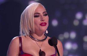 Lady Gaga Reveals Celebrity Crush in Ellen's 'Burning
