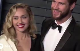 MILEY CYRUS and LIAM HEMSWORTH MARRIED ???