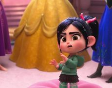 WRECK IT RALPH 2 FUNNIEST FACE SWAP CRAZINESS WITH DISNEY PRINCESS
