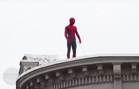 Spider-Man: Far From Home is based in London