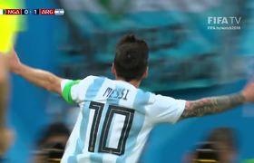 Nigeria v Argentina - HIGHLIGHTS AND ALL GOALS