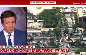 #BreakingNews: Deadly shooting at Maryland newspaper office