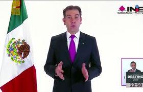 El mensaje del INE a todo México tras las elecciones