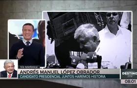 ¿Qué les dice AMLO a los mexicanos que tienen miedo por su triunfo?