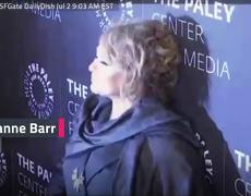 Roseanne Barr Teases Return
