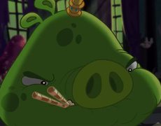 ANGRY BIRDS TOONS NIGHT OF THE LIVING PORK HALLOWEEN SPECIAL