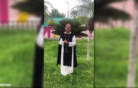 Ganador a Diputación Local se Viste de Santo en Sinaloa