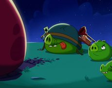 ANGRY BIRDS TOONS NIGHTY NIGHT TERENCE
