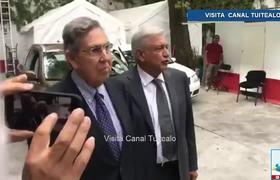 AMLO se reúne con Cuauhtémoc Cárdenas previo a reunión con Peña Nieto