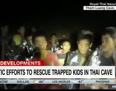 Ex-Navy SEAL predicts fatalities if Thai kids dive