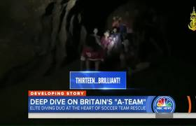 Meet Diving Duo At The Heart Of The Thailand Soccer Team Rescue