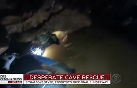 #ThaiCaveRescue: Effort to soon resume to rescue remaining trapped boys in Thai cave