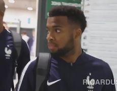 #VIRAL: A ritmo de cumbia jugadores franceses sorprenden en redes sociales