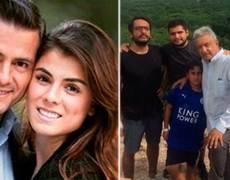 mensaje que lanzó la hija de #EPN hacia los hijos de Obrador