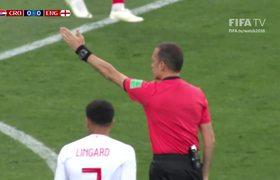 Croatia v England - Highlight and all goals