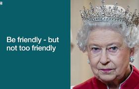 What Trump could learn from the Queen