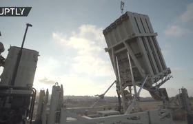 Israel refuerza su sistema de defensa antiaéreo la 'Cúpula de Hierro'