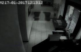 Ghost Hunting At Night