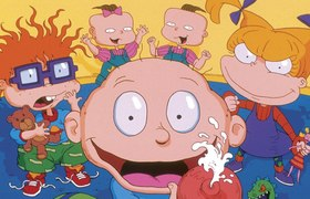 #Rugrats Movie & New TV Series in the Works