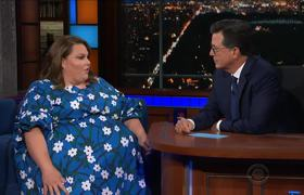 Chrissy Metz Explains How To 'Show Up For Yourself'