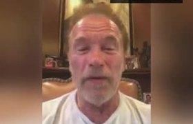 Schwarzenegger llama a Trump