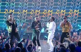 #PremiosJuventud 2018: Daddy Yankee hizo su estreno mundial para televisión de 'Zum Zum'