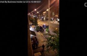 Gunman Shoots 13, Kills 2 In Toronto